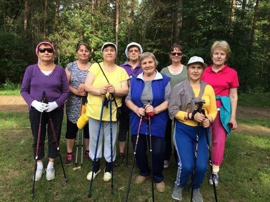 В воскресенье в Перми откроется фестиваль северной ходьбы «Пермская прогулка 2.0»