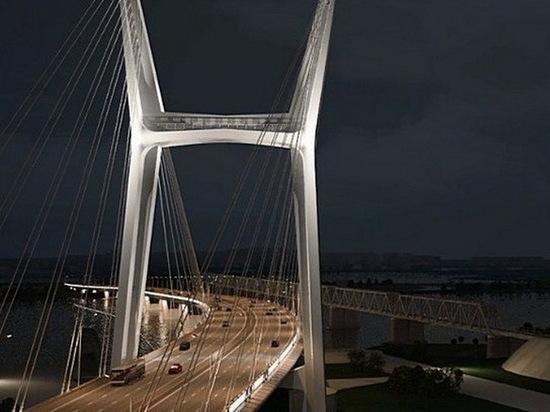 На строительство четвертого моста в Новосибирске дали кредит