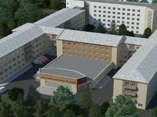 Проектирование нового корпуса БСМП обойдется в 53 миллиона рублей