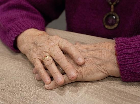Полиция нашла пропавшую в Чите пенсионерку