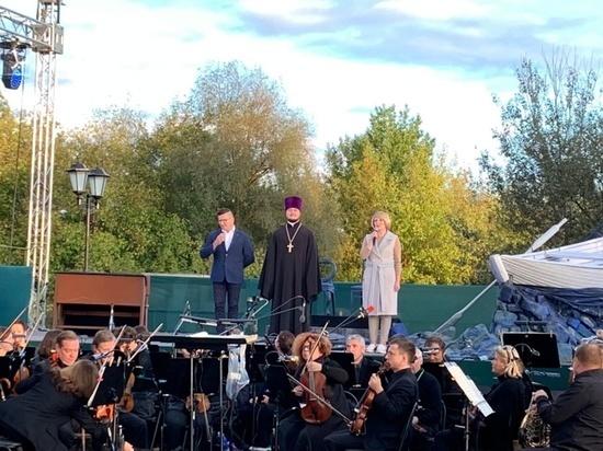 «Русская опера у стен монастыря» снова прозвучала в Серпухове