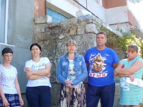 В Крыму приватизировали многоквартирный дом без ведома его жильцов
