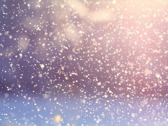 В горных районах Карачаево-Черкесии выпал снег