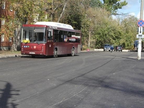 Ремонт дороги по тульской улице Малые Гончары признан качественным