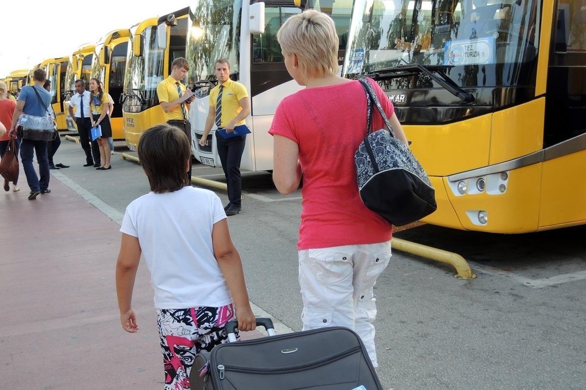 В Анталье перевернулся автобус с россиянами