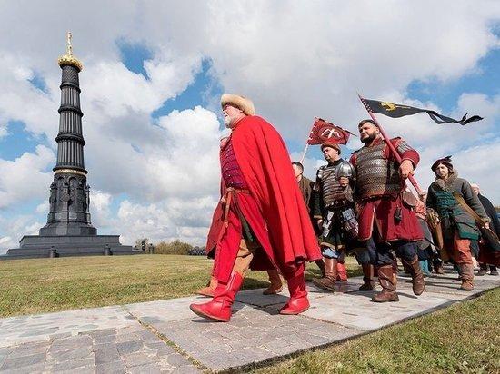 В Тульской области отпраздновали годовщину Куликовской битвы