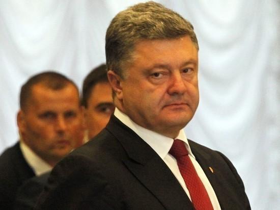 Порошенко предупредил о возможной гибели Украины