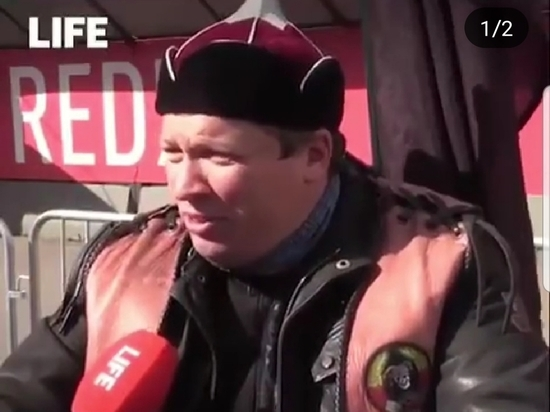 Байкер из Улан-Удэ доехал до Москвы на 56-летней «Старушке»