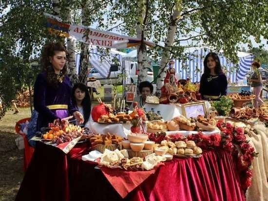 Железноводск приглашает жителей на гастрофестиваль