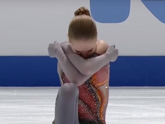 Рязанка Трусова установила два мировых рекорда