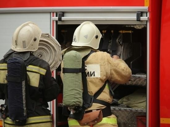 В Михайловке сгорела квартира и пострадали люди