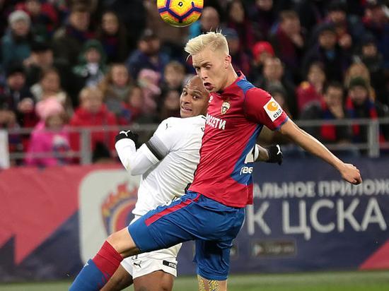ЦСКА обыграл «Краснодар», как это было: онлайн-трансляция матча