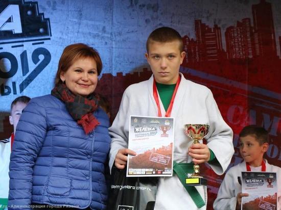 Спорт и культура. В Рязани в седьмой раз прошла «Железка»