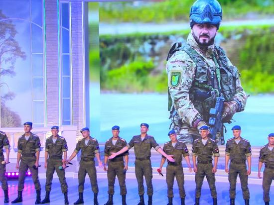 Первый канал показал выступление рязанцев на «Голосящем КиВиНе»
