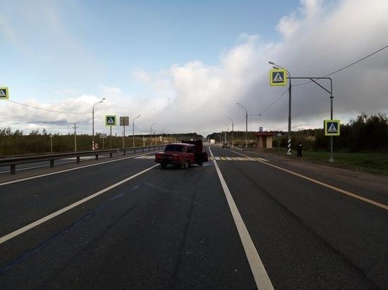 Дорожный инцидент произошел днем 22 сентября на 188 километре М-10 в Калининском районе Тверской области