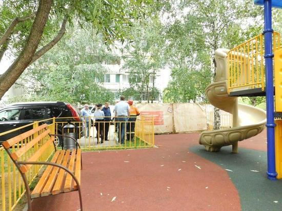 Подростка ударило током на детской площадке: прокуратура инициировала уголовное дело