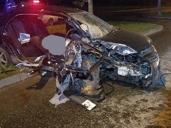 В Ижевске в ДТП по вине пьяного водителя погиб пассажир