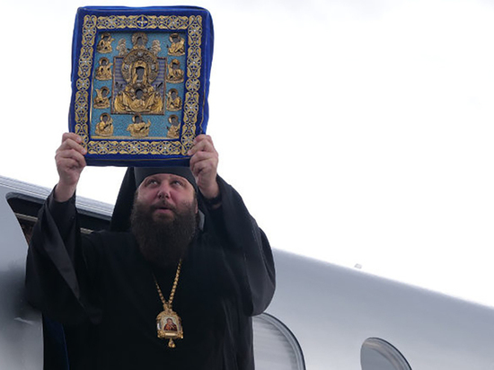 Программа пребывания Коренной иконы в Курской области
