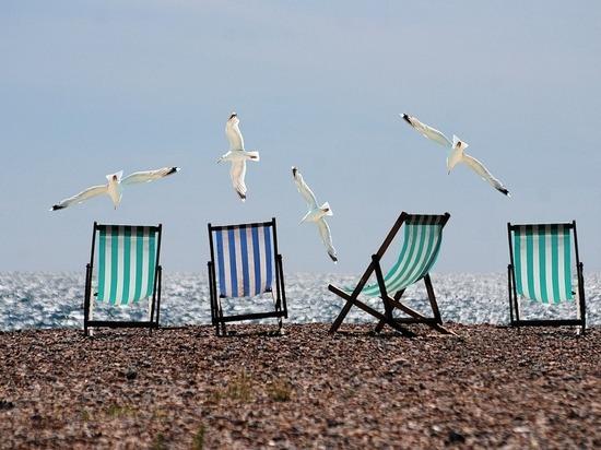 Вода в море у крымских берегов не прогреется до летних показателей