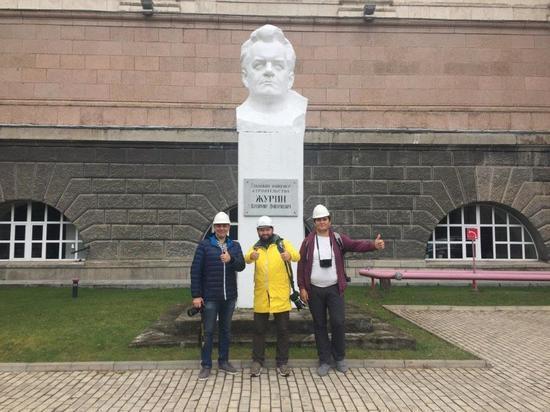 На Угличской и Рыбинской ГЭС прошли фототуры «Самая красивая страна»