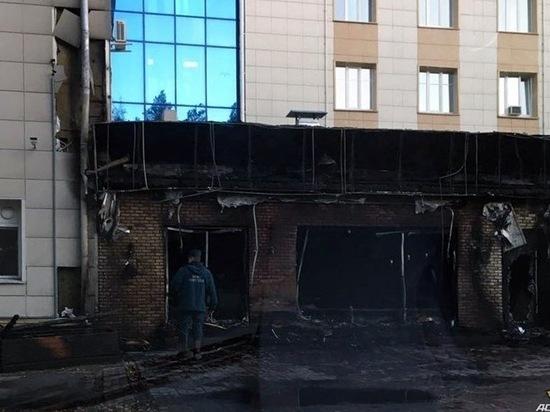 Дело поджигателя новосибирской кофейни отправлено в суд