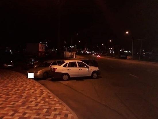 Двое 84-летних водителей не разъехались на дороге Ставрополя
