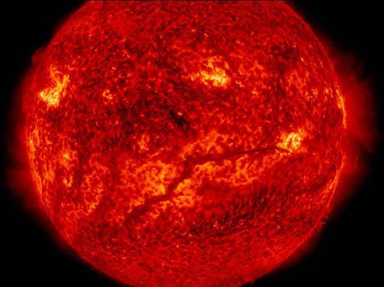 На Солнце зафиксировали таинственные «антивспышки»