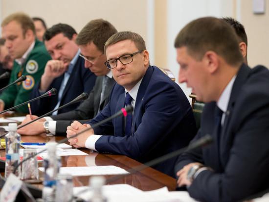 Губернатор Алексей Текслер формирует новый состав правительства региона