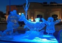 В Салехарде пройдет международный фестиваль ледяных скульптур