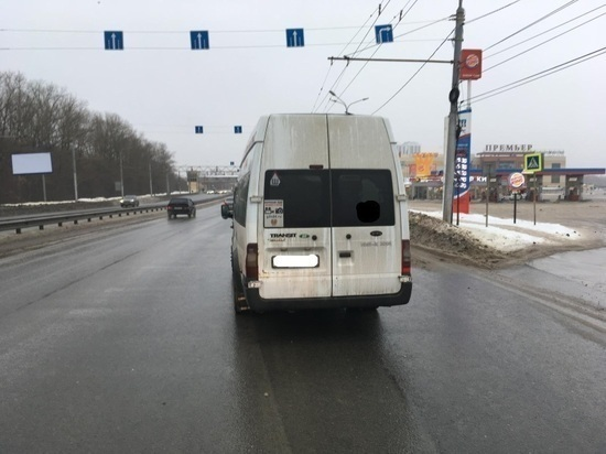В Рязани шесть маршруток нелегально перевозили пассажиров