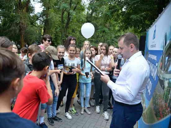Ростовская АЭС приняла участие в праздновании Дня города Волгодонска