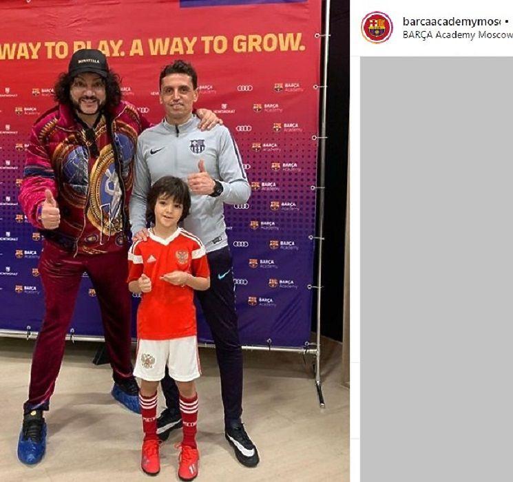 Киркоров-футболист, Пугачева-пловчиха: каким спортом занимаются дети звезд