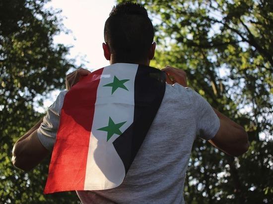 В ООН объявили о создании конституционного комитета в Сирии