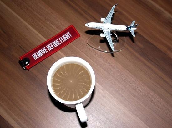 Стюардесса посоветовала не пить чай и кофе на борту самолета