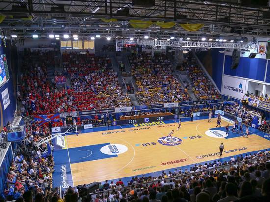 В Москве прошла пресс-конференция руководства баскетбольной Единой лиги ВТБ