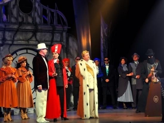 Волгоградский музыкальный театр выступит с мюзиклом в Москве