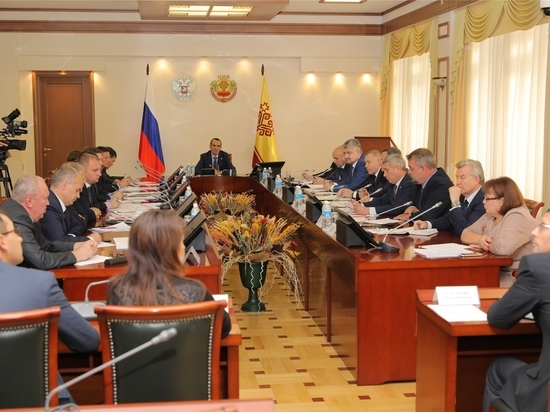 Чувашию ждут сорок мероприятий российского масштаба