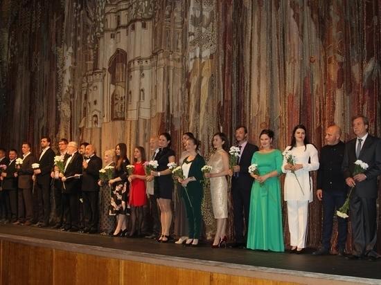 Во Владимирском драматическом театре стартовал 171 театральный сезон