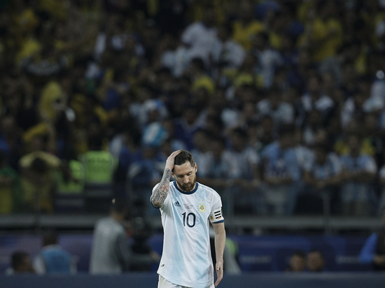 ФИФА признала Месси лучшим футболистом 2019 года