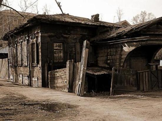 В Иркутске будут реставрировать «Дом Дубровского»