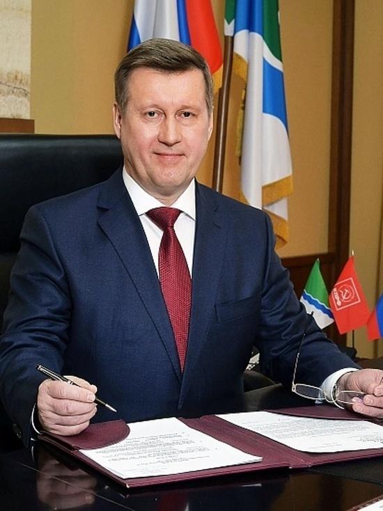 Мэра Новосибирска привели к присяге