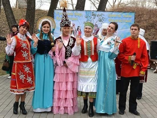 Мероприятия в Георгиевске не обходятся без национального колорита