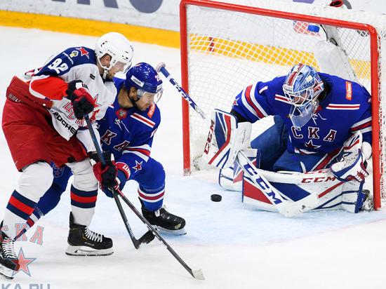 ЦСКА снова обыграл СКА: теперь уже не конкурента, а середняка