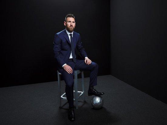 Лионель Месси стал лучшим футболистом 2019 года по версии ФИФА
