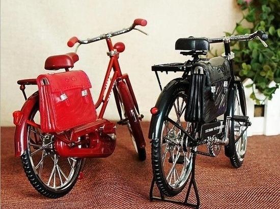 Сельские почтальоны Крыма будут ездить на велосипедах