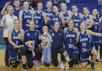 Курское «Динамо» завоевало кубок Губернатора по баскетболу