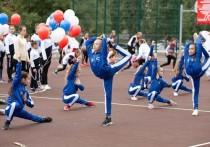 В Белгороде появился современный спорткомплекс