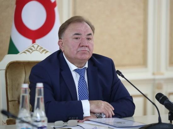 В Ингушетии сформирован кабинет министров
