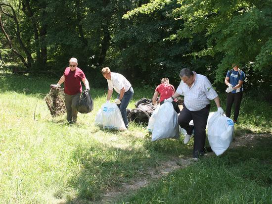 Ставрополье поддержало акцию «Вода России»