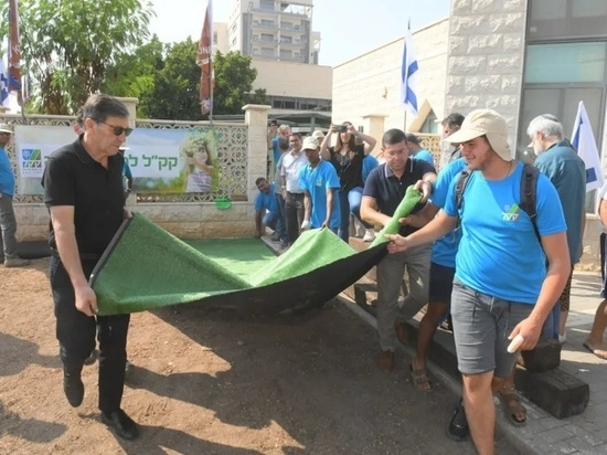 ЕНФ-ККЛ мобилизовал десять тысяч волонтеров на масштабную благотворительную акцию в канун Рош ха-шана
